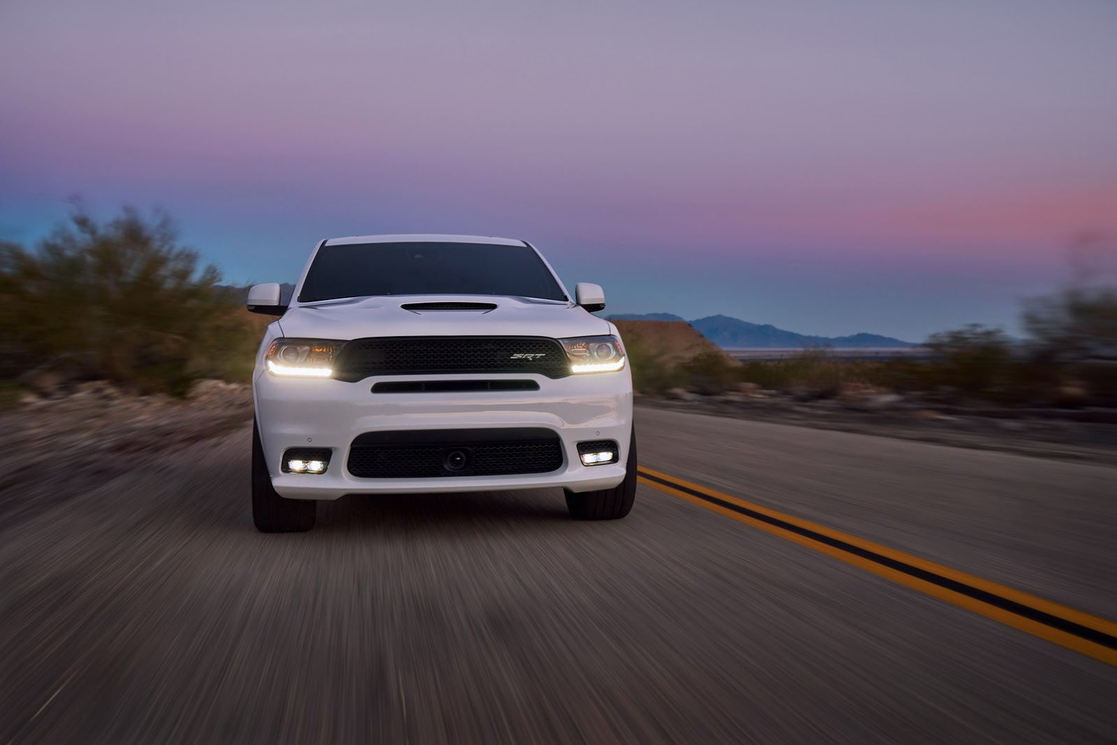 Dodge Durango SRT 2018 (52)