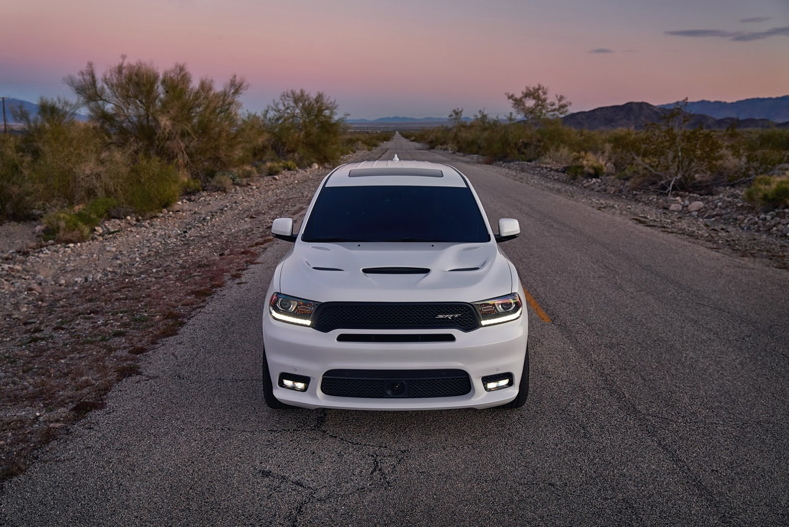 Dodge Durango SRT 2018 (53)
