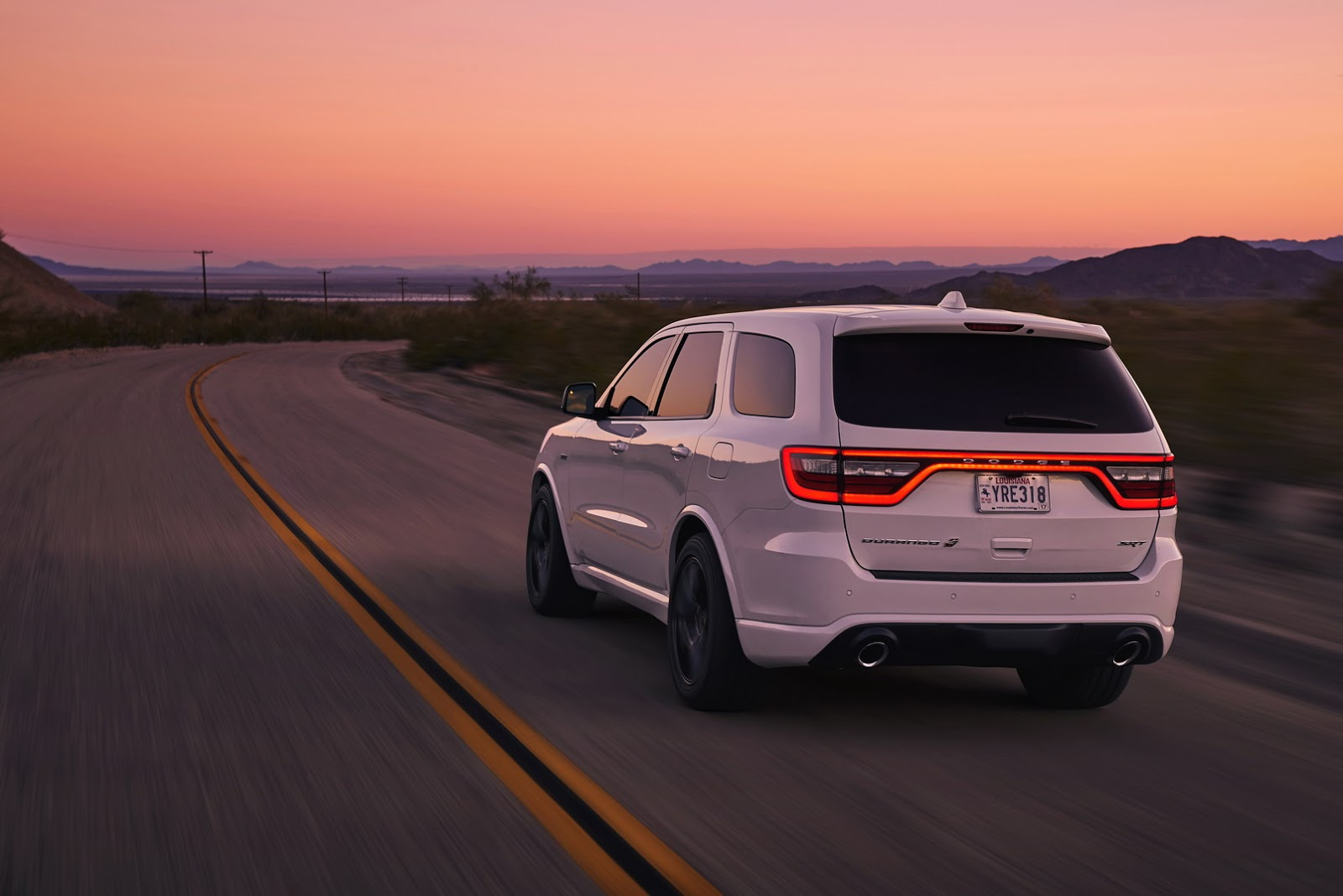 Dodge Durango SRT 2018 (54)