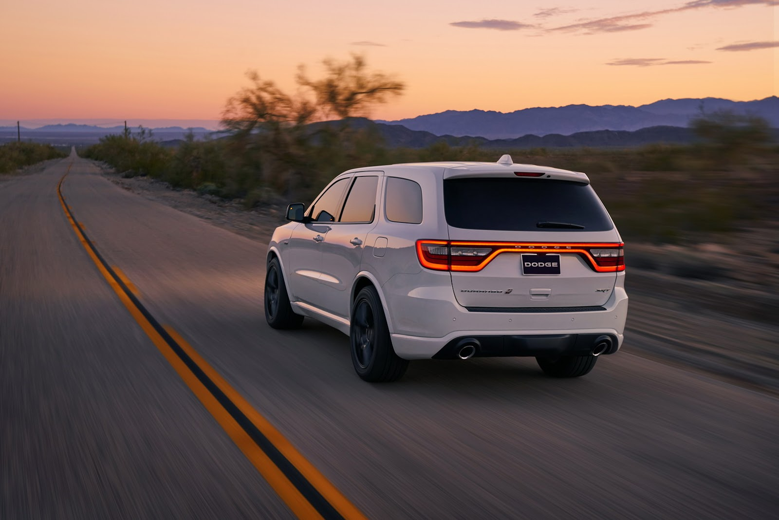 Dodge Durango SRT 2018 (55)