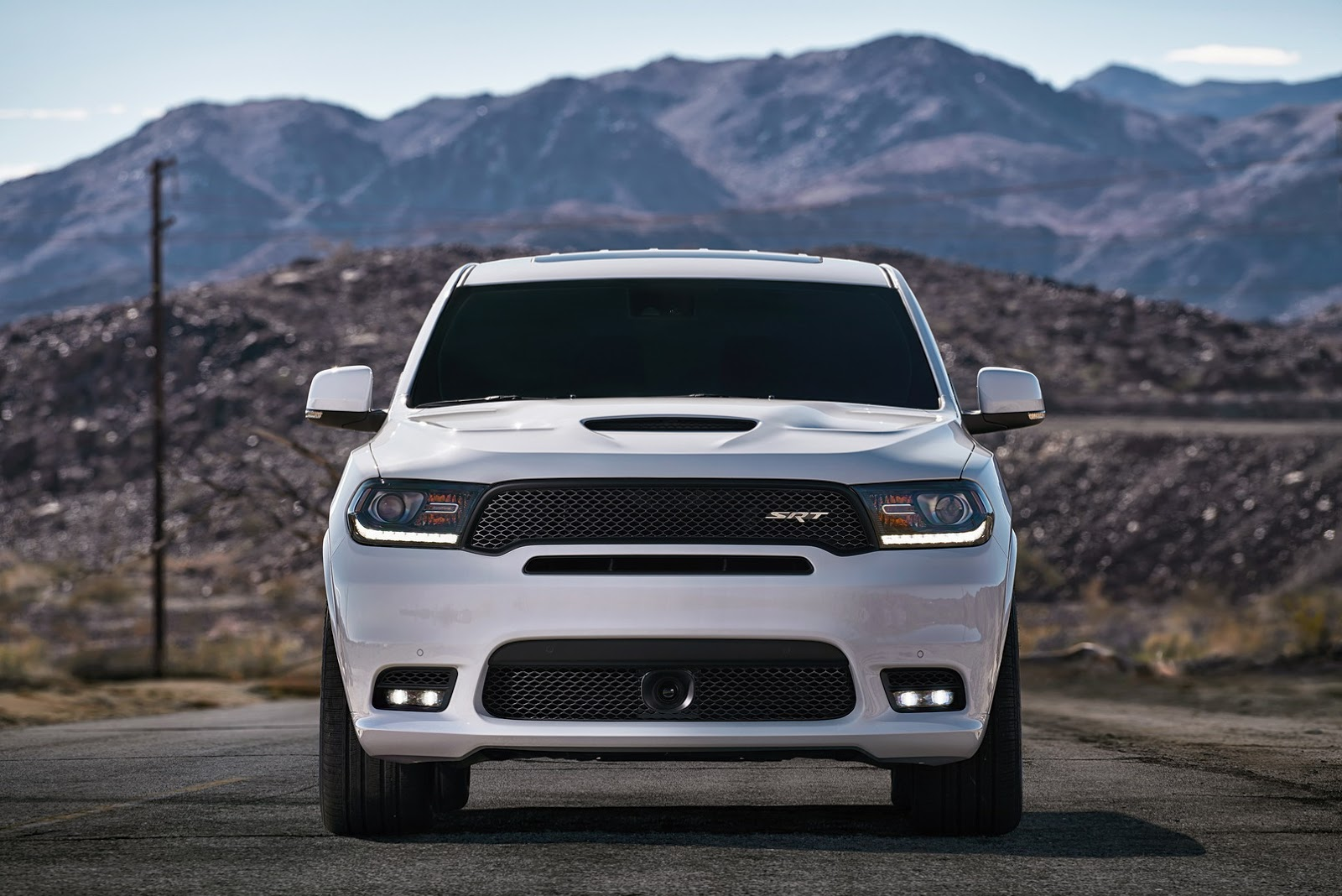 Dodge Durango SRT 2018 (6)