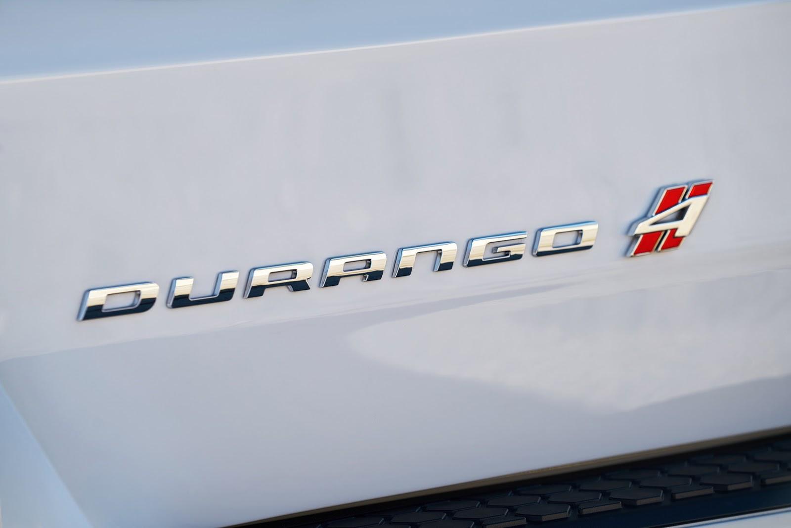 Dodge Durango SRT 2018 (65)