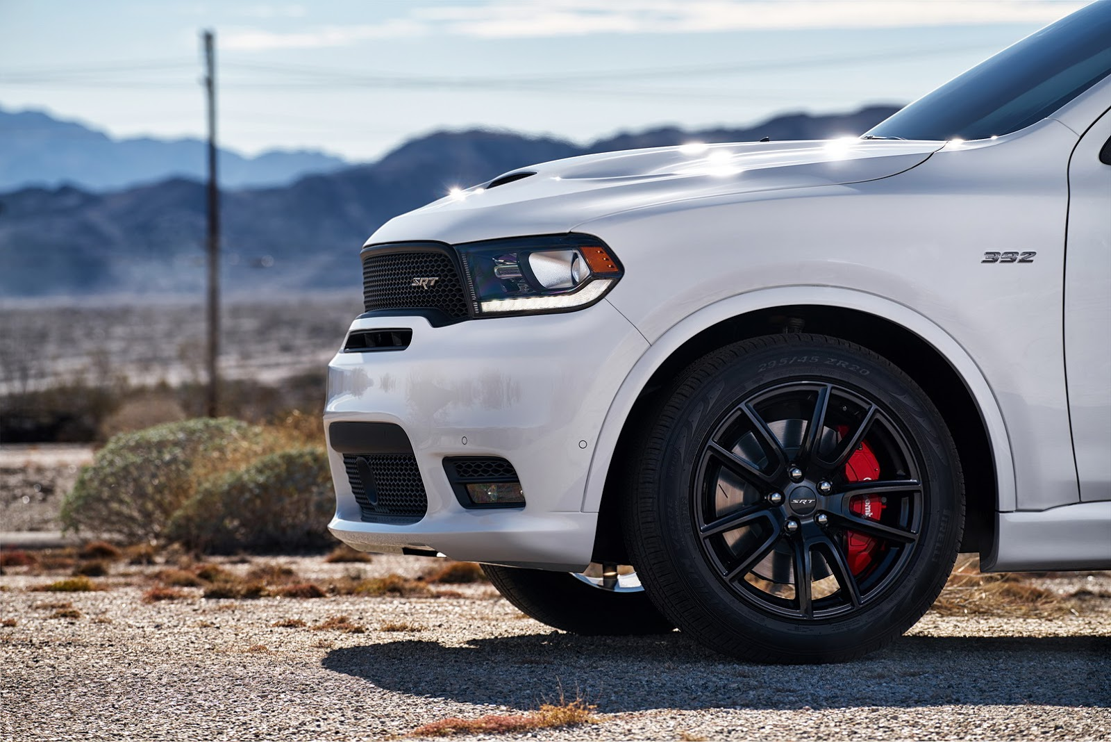 Dodge Durango SRT 2018 (68)