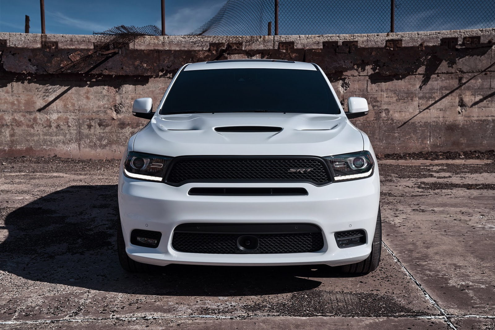 Dodge Durango SRT 2018 (7)