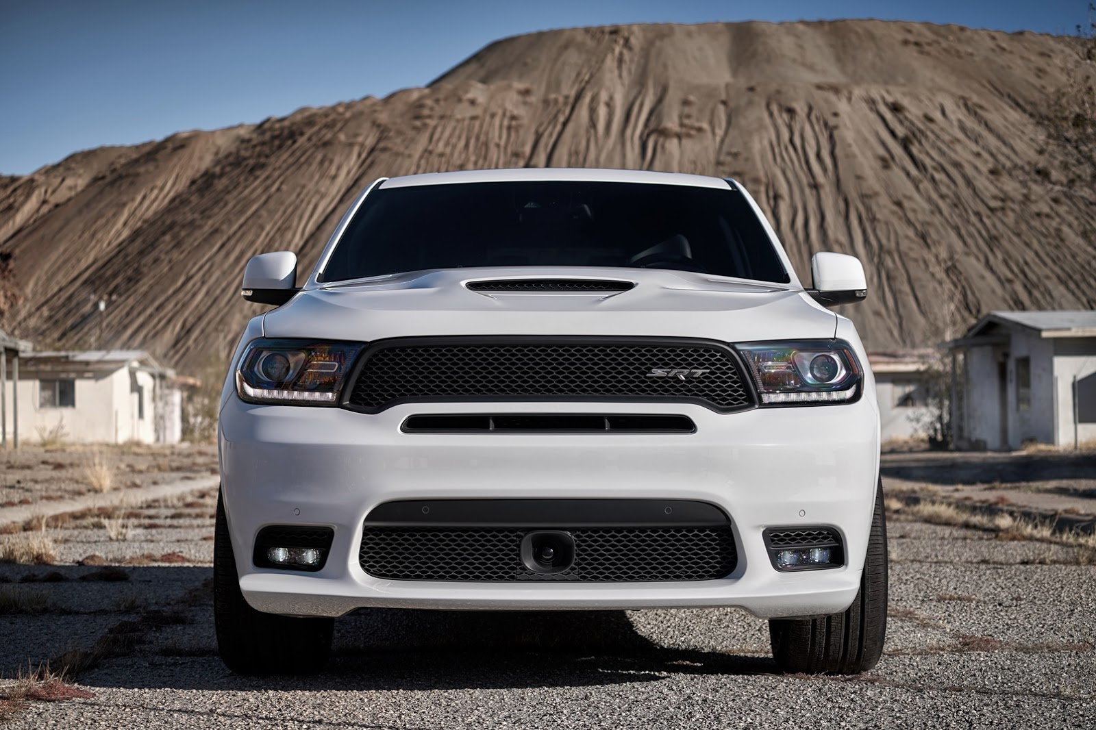 Dodge Durango SRT 2018 (8)