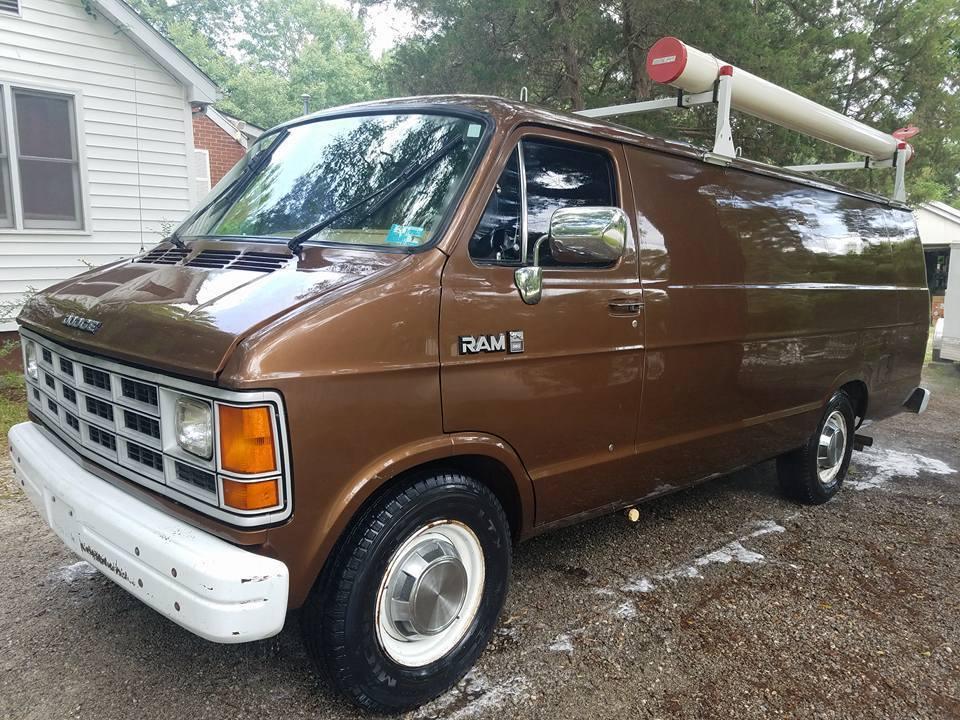 Dodge Ram Surveillance Van (1)