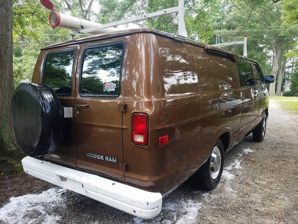 Dodge Ram Surveillance Van (4)