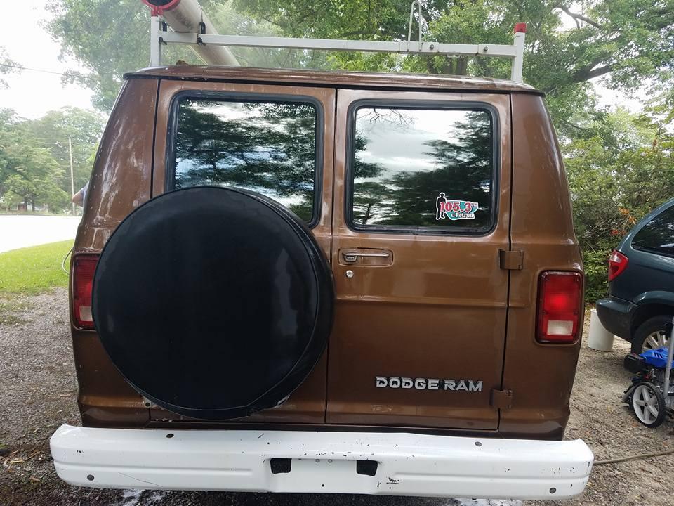 Dodge Ram Surveillance Van (5)