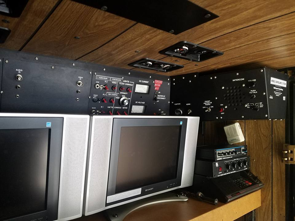 Dodge Ram Surveillance Van (7)