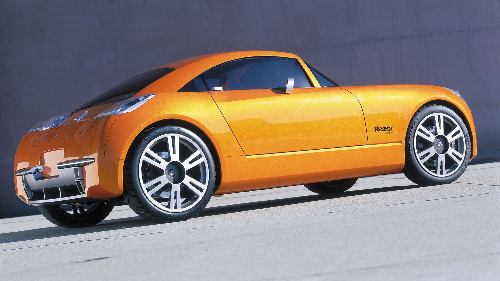 2002 Dodge Razor Concept Vehicle