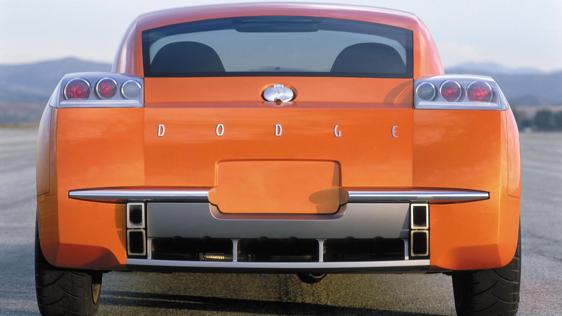 2002 Dodge Razor Concept Vehicle