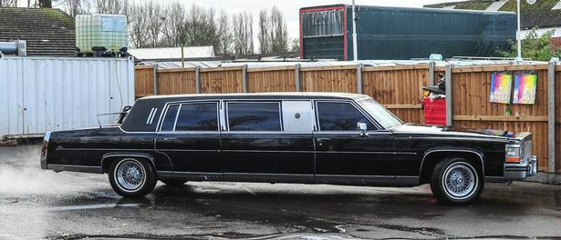 Donald Trump Cadillac Limo (1)