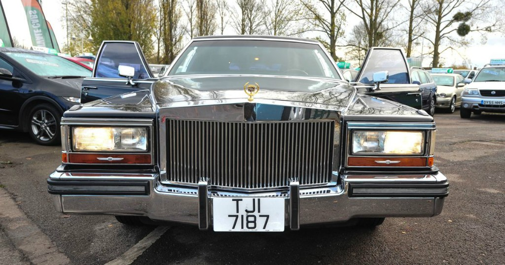 Donald Trump Cadillac Limo (5)