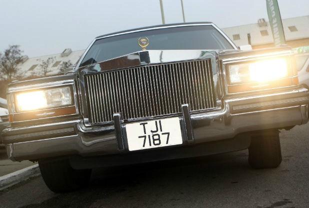 Donald Trump Cadillac Limo (7)