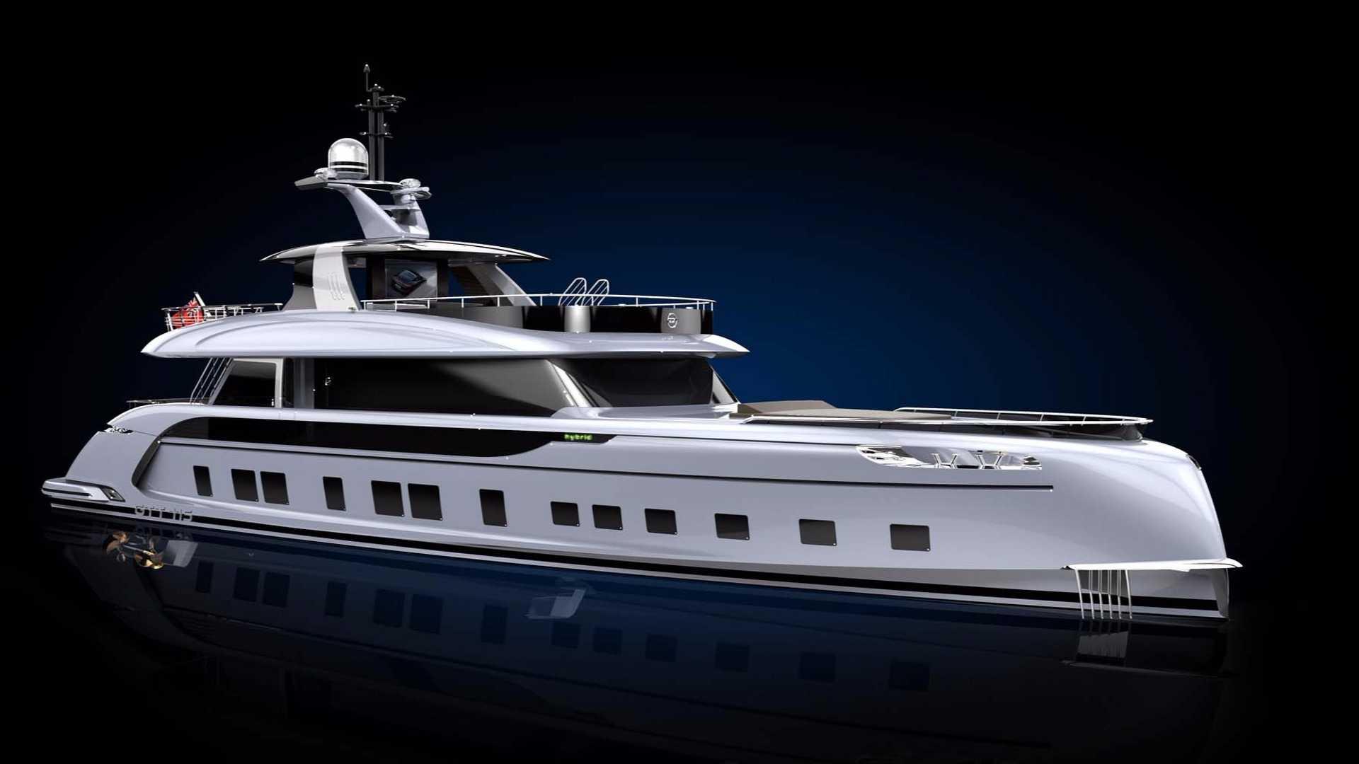 Dynamiq GTT 115 Yacht (1)