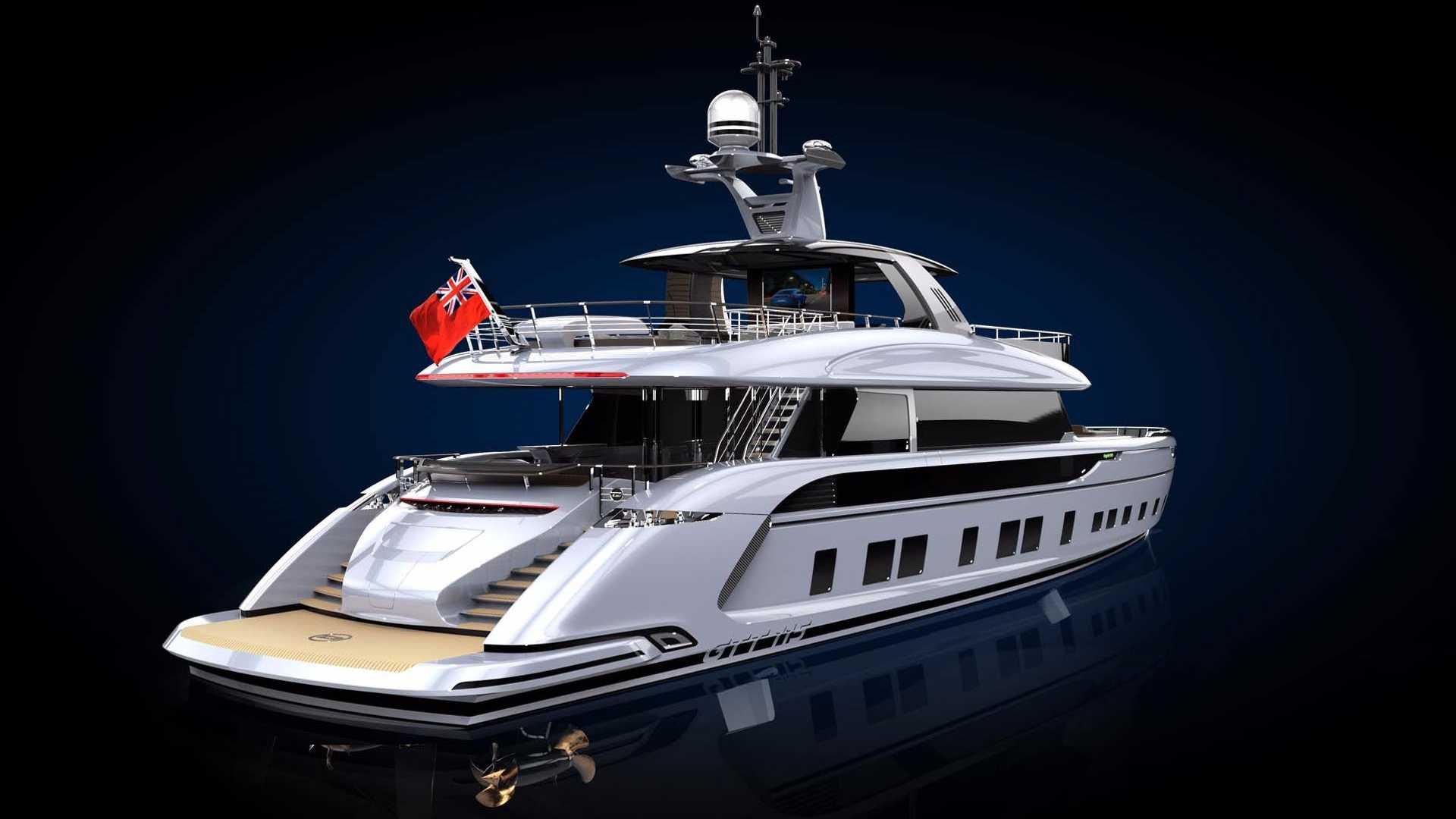 Dynamiq GTT 115 Yacht (2)