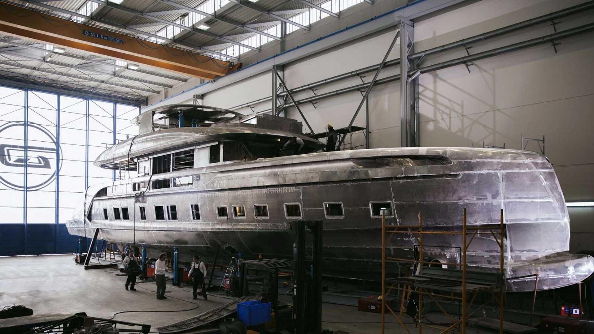 Dynamiq GTT 115 Yacht (5)