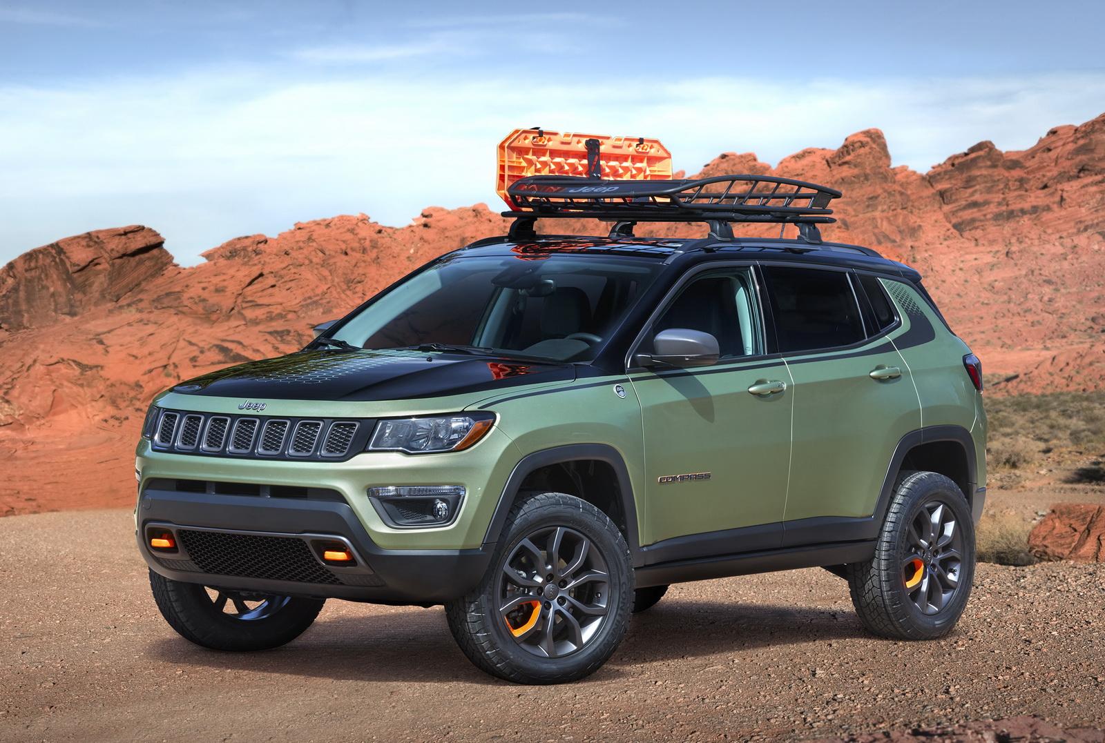 Jeep® Trailpass Concept