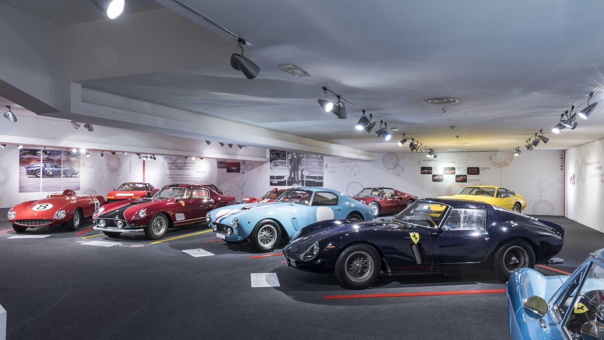 Ferrari Museo Maranello