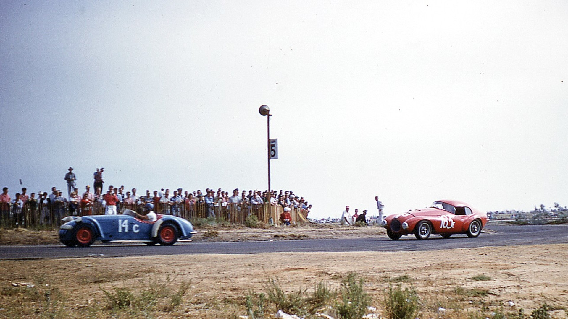 The Uovo as seen at Torry Pines in July of 1954.