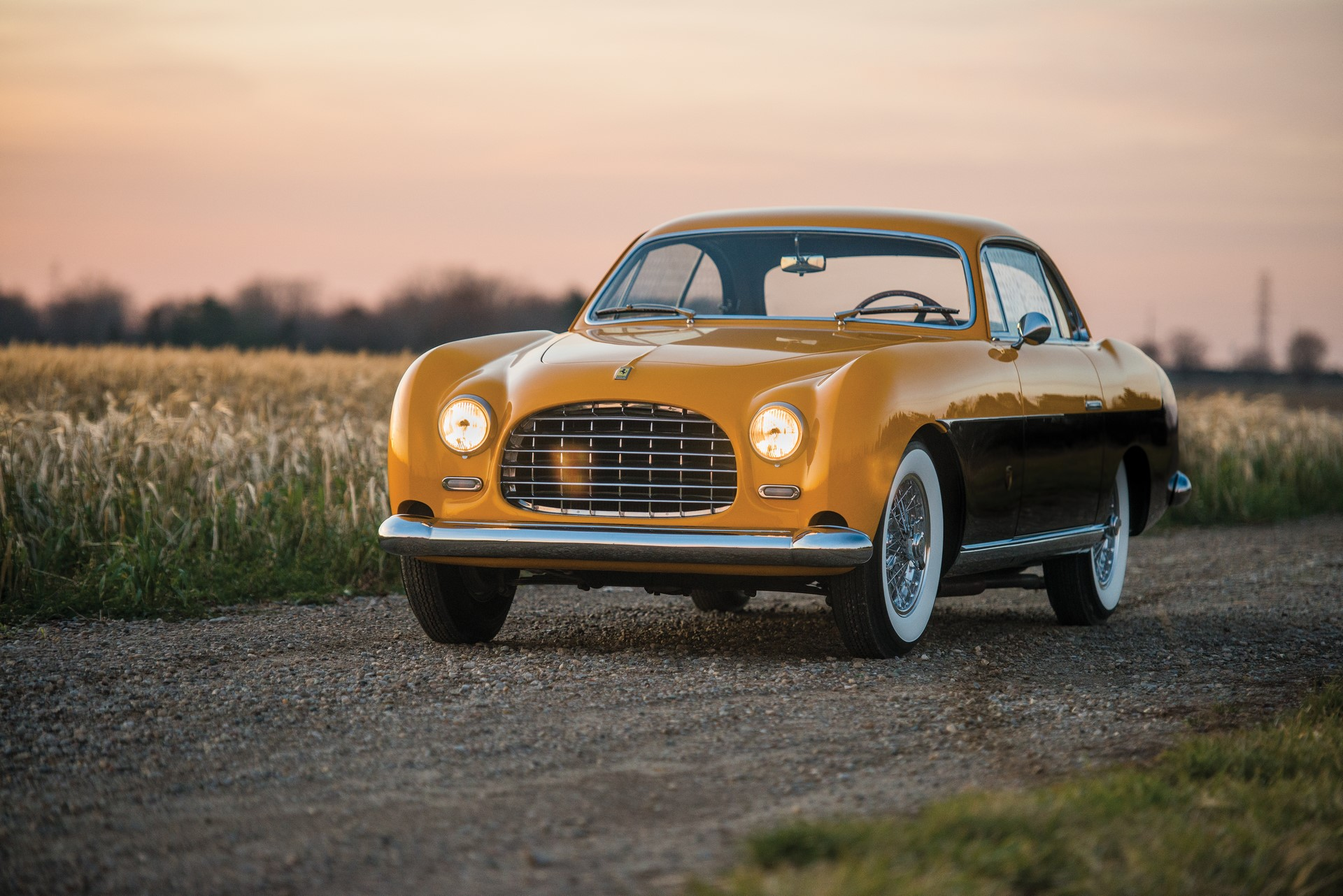 Ferrari 212 Inter Coupe by Ghia 1952 (1)
