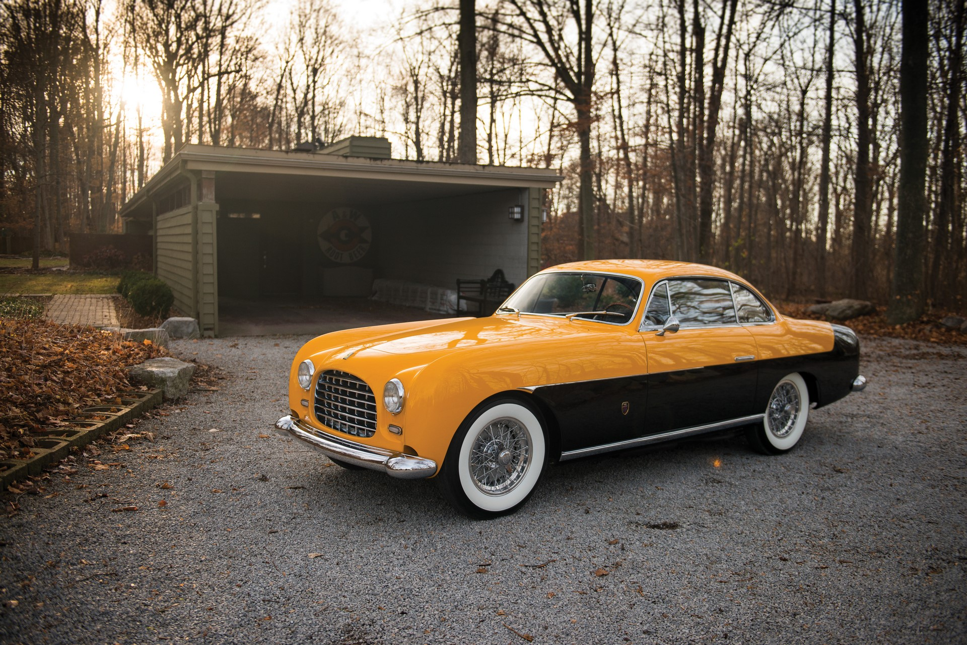 Ferrari 212 Inter Coupe by Ghia 1952 (41)