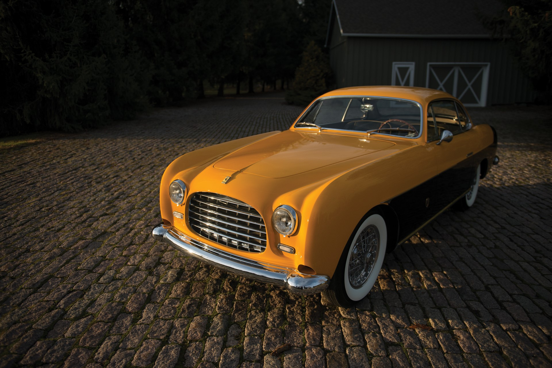 Ferrari 212 Inter Coupe by Ghia 1952 (42)