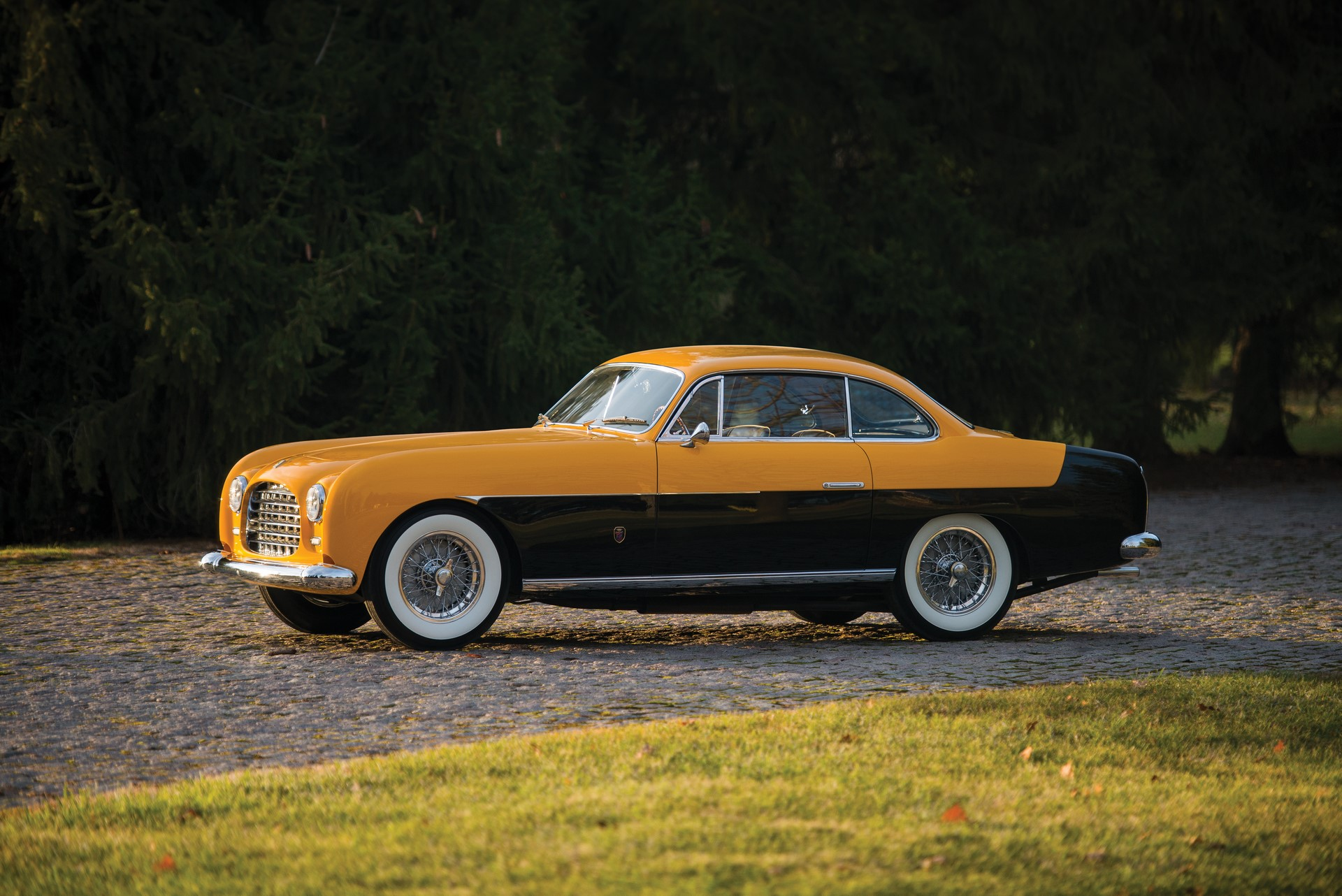 Ferrari 212 Inter Coupe by Ghia 1952 (6)