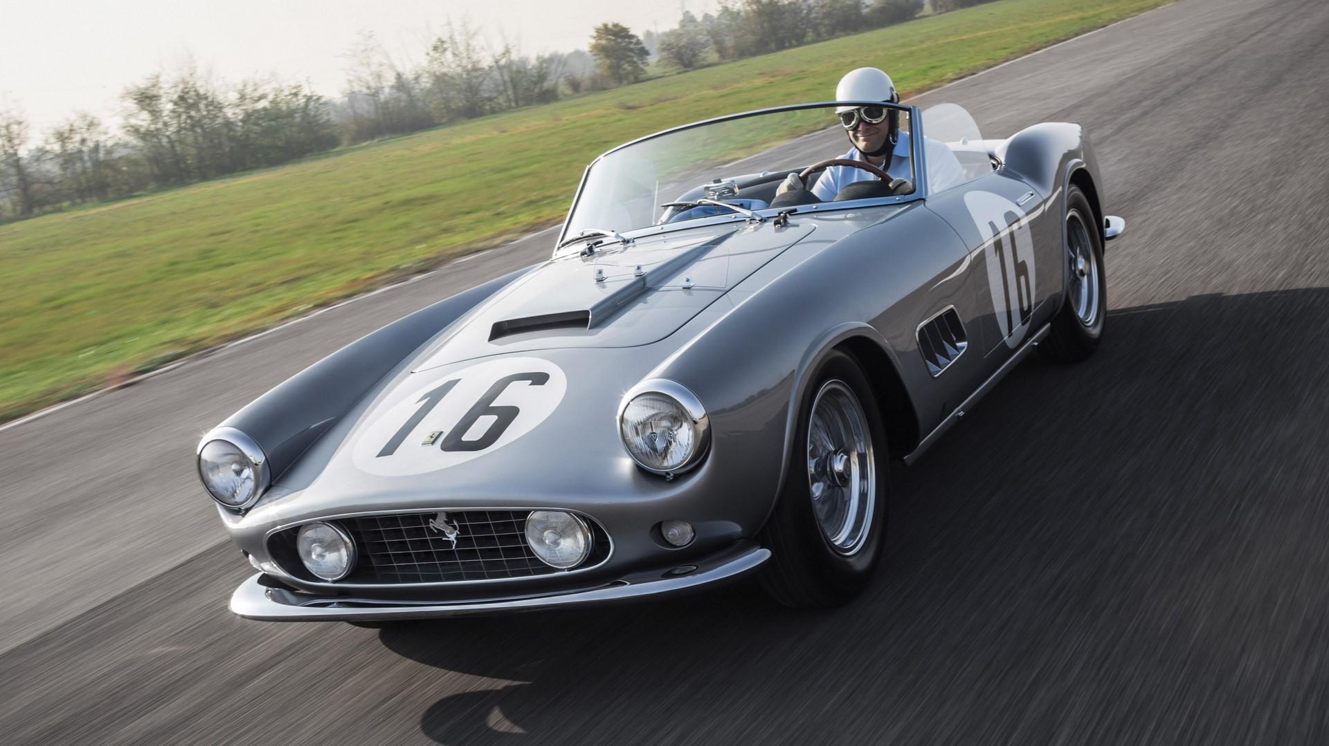 1959 Ferrari 250 GT LWB California (2)