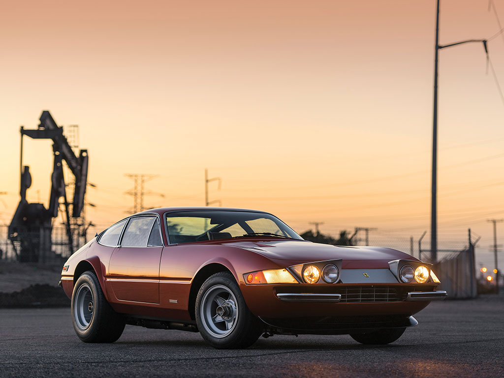 Ferrari 365 GTB4 Daytona in auction (1)
