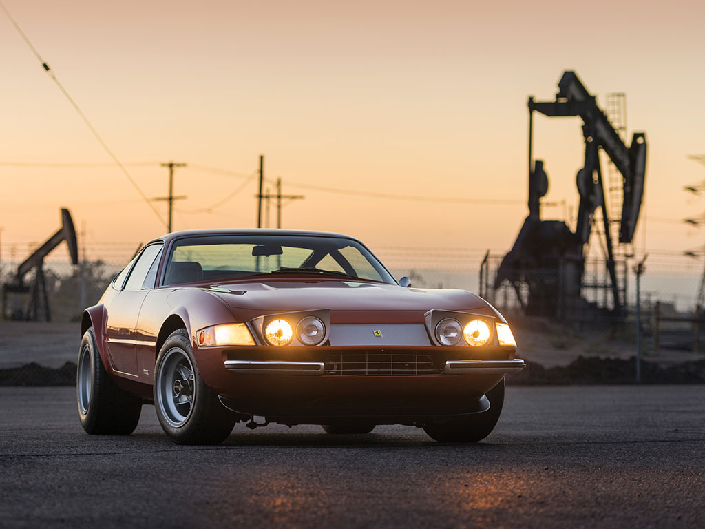 Ferrari 365 GTB4 Daytona in auction (22)