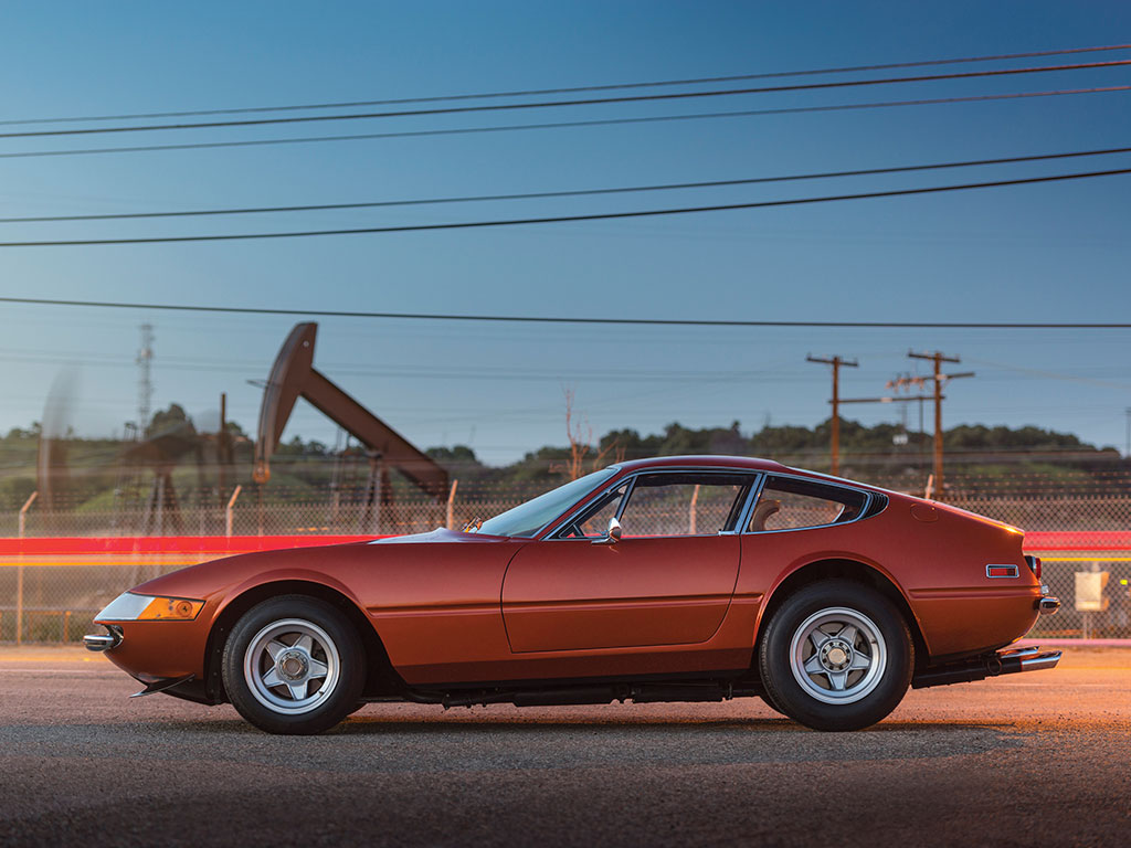 Ferrari 365 GTB4 Daytona in auction (5)