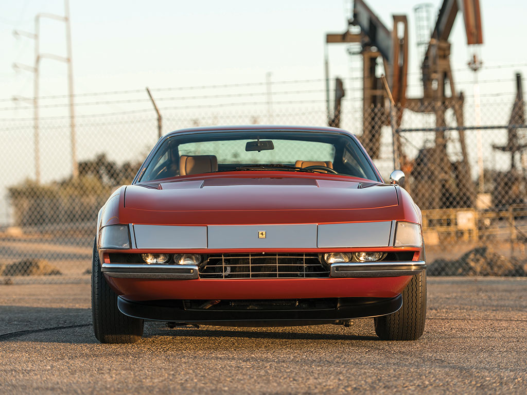 Ferrari 365 GTB4 Daytona in auction (9)