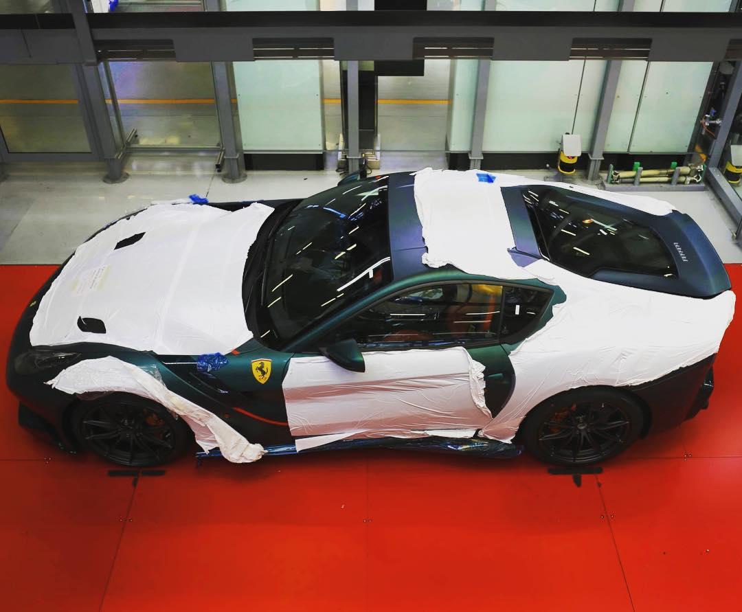 Ferrari 458 Italia Lapo Elkann in auction (10)