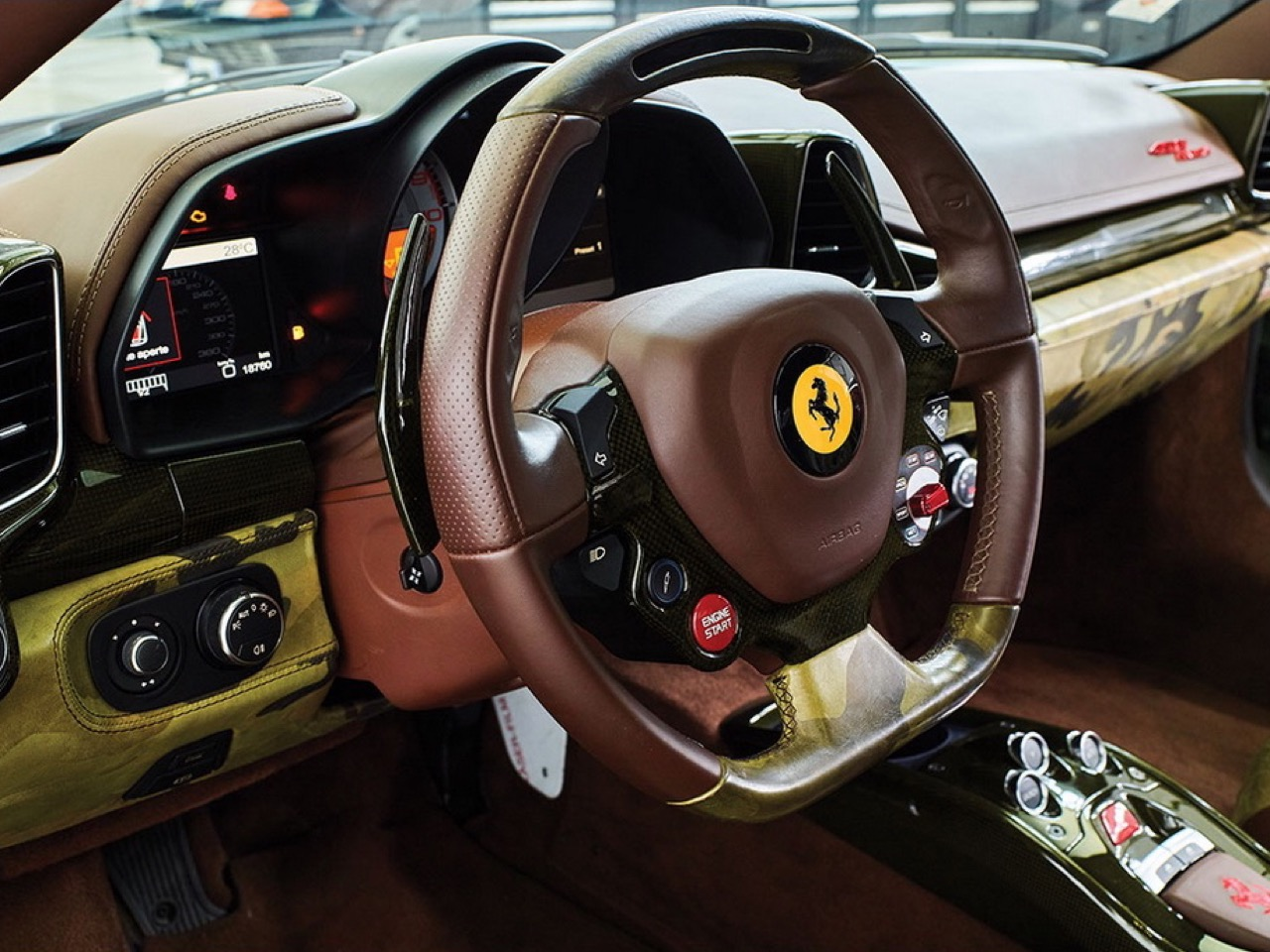 Ferrari 458 Italia Lapo Elkann in auction (13)
