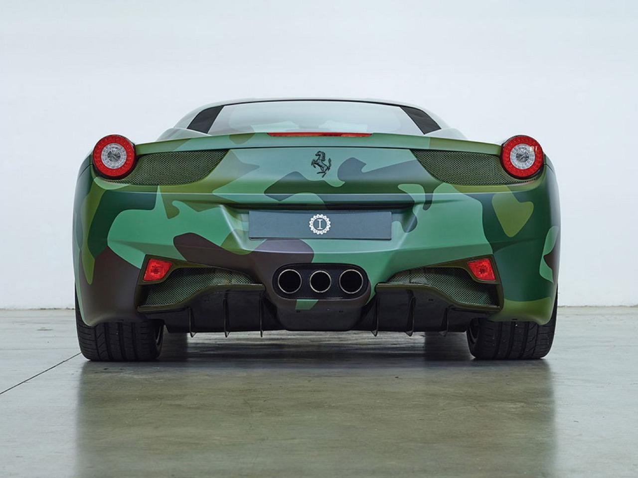 Ferrari 458 Italia Lapo Elkann in auction (5)