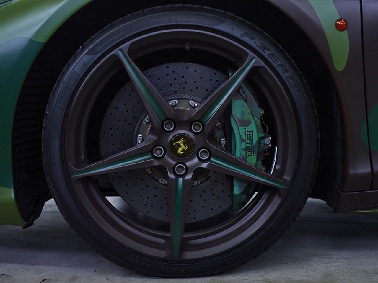 Ferrari 458 Italia Lapo Elkann in auction (6)