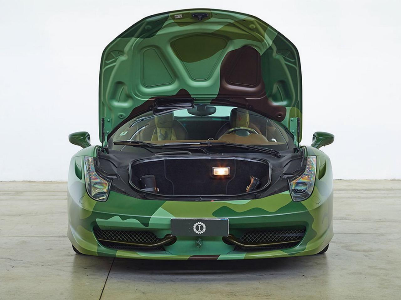 Ferrari 458 Italia Lapo Elkann in auction (7)