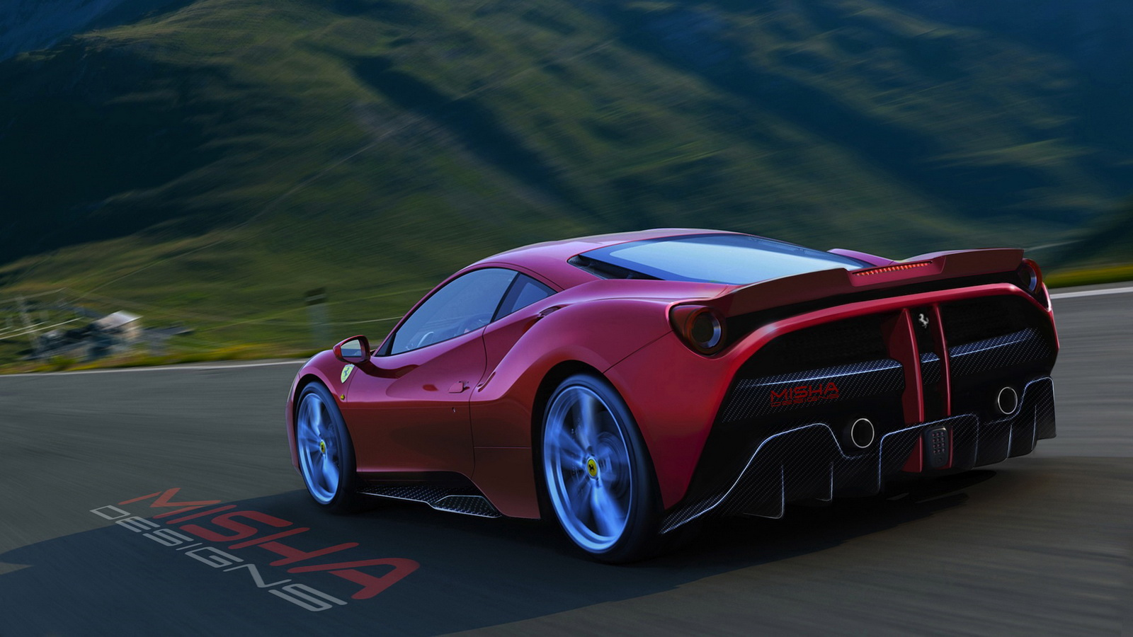 Ferrari 488 GTB by Misha Designs (2)