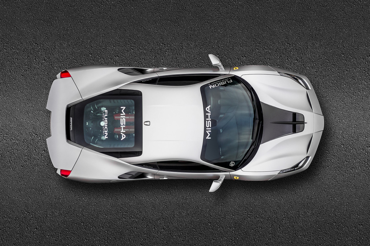 Ferrari 488 GTB tuned by Misha Designs (14)