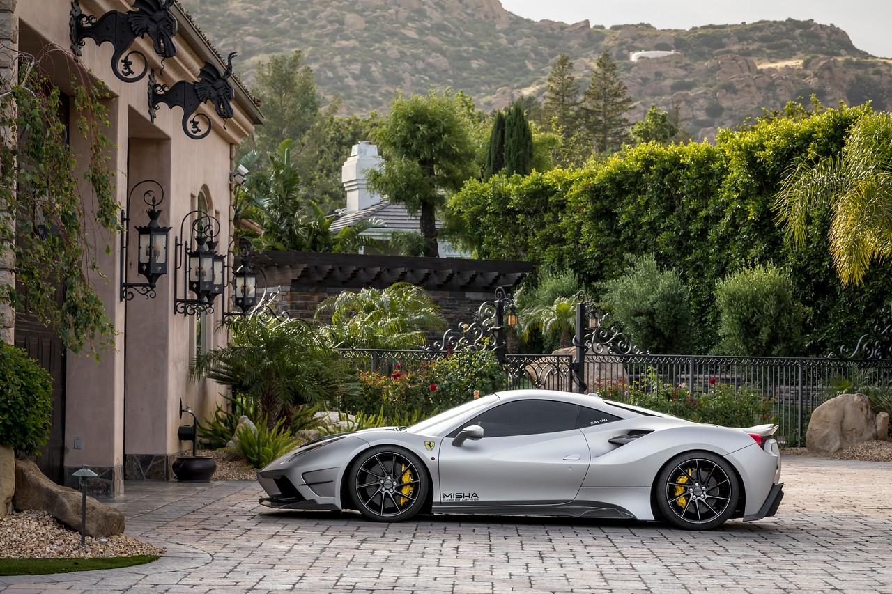 Ferrari 488 GTB tuned by Misha Designs (2)