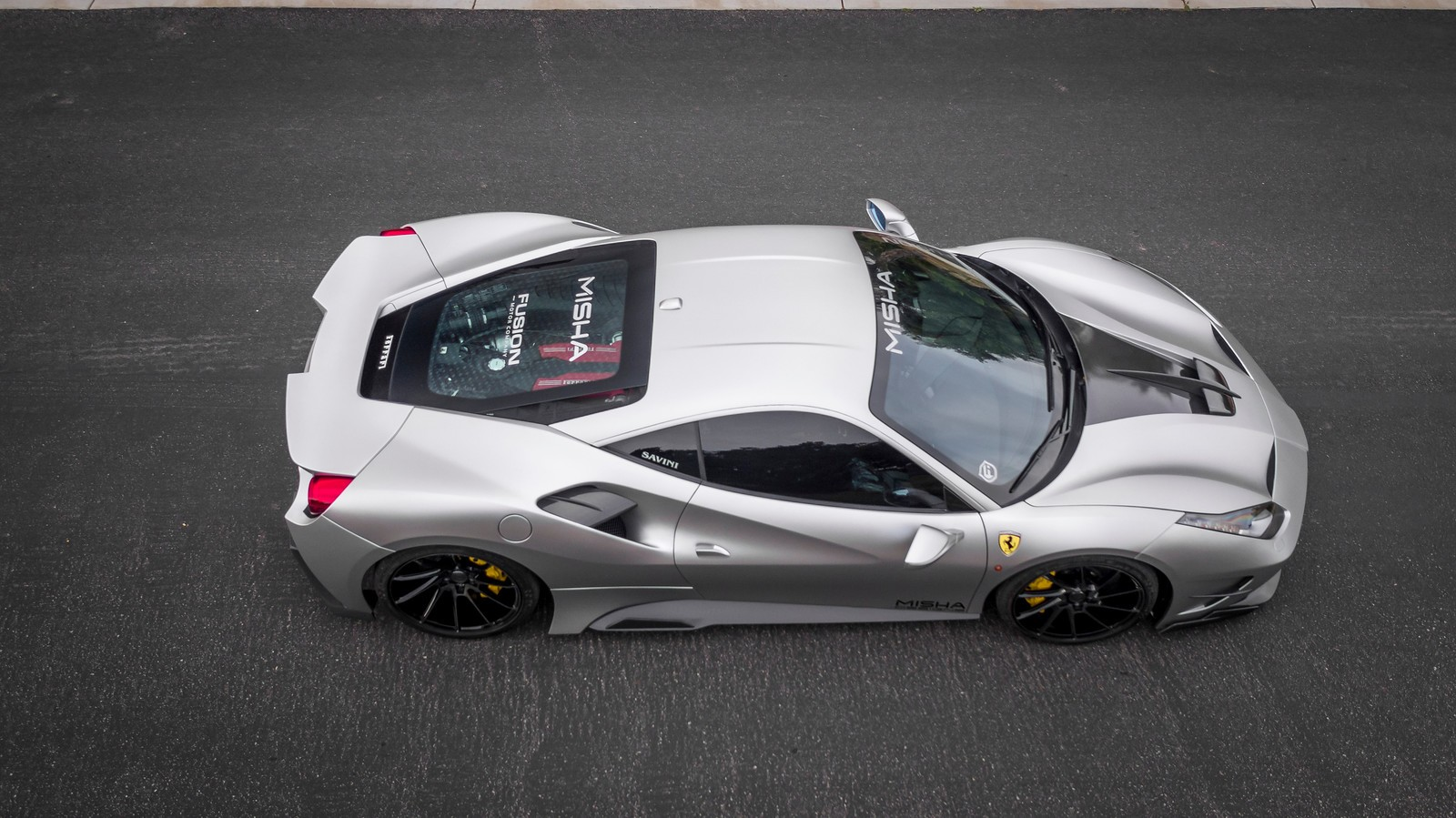 Ferrari 488 GTB tuned by Misha Designs (6)