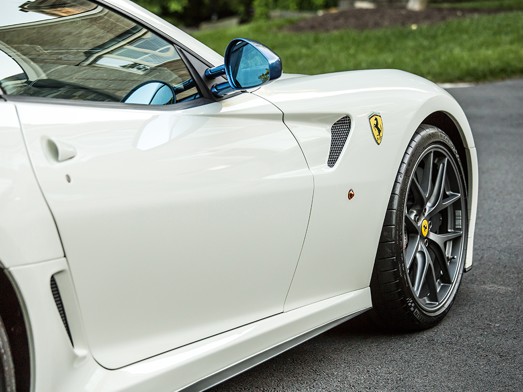 Ferrari 599 GTO in auction (10)