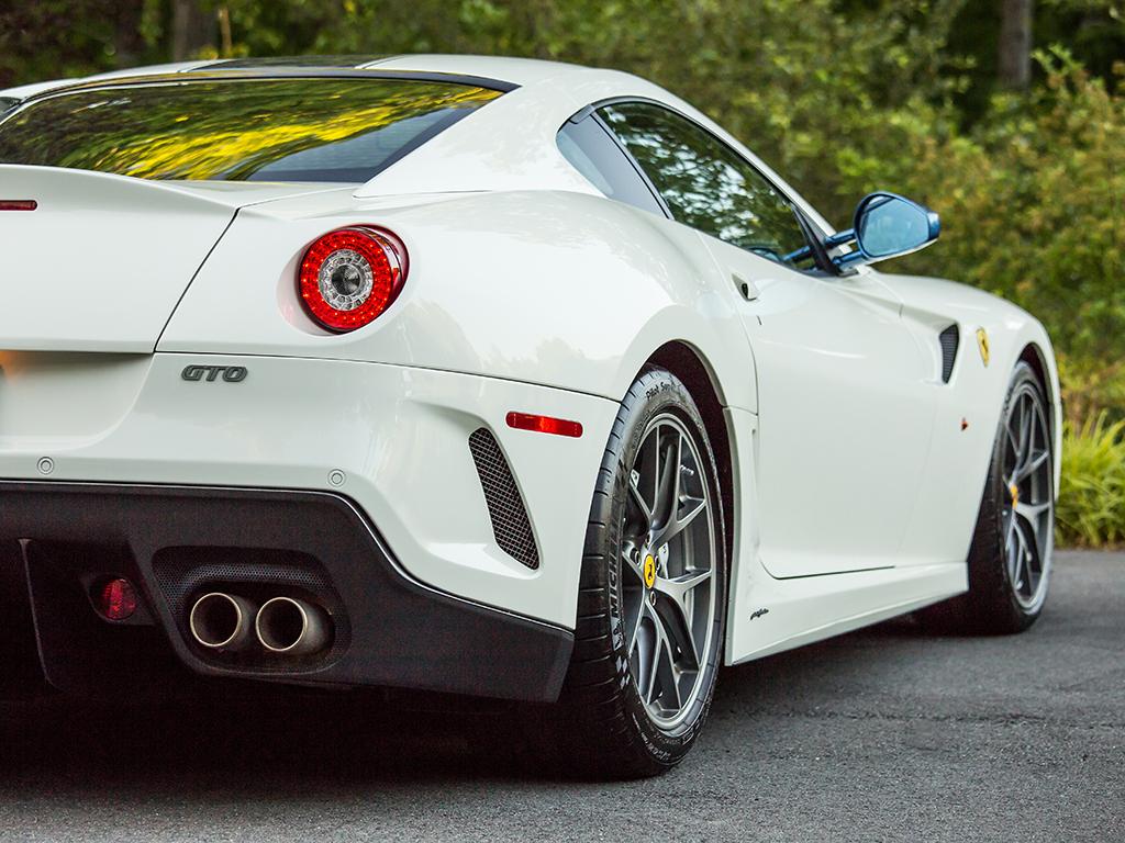 Ferrari 599 GTO in auction (11)