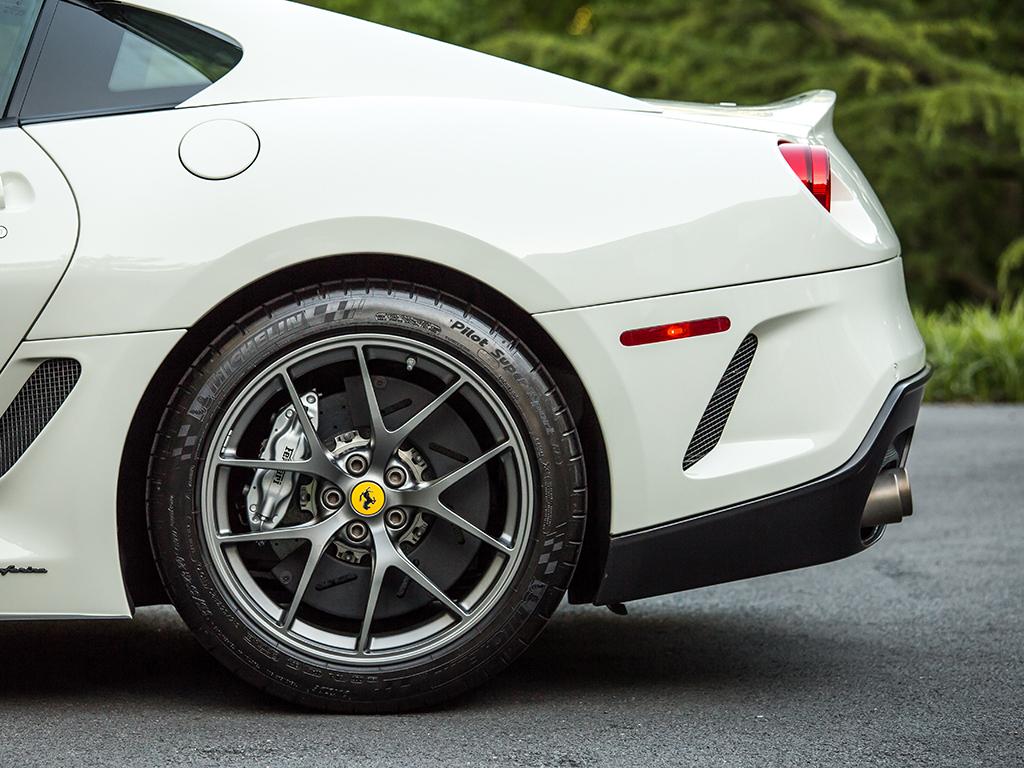 Ferrari 599 GTO in auction (12)