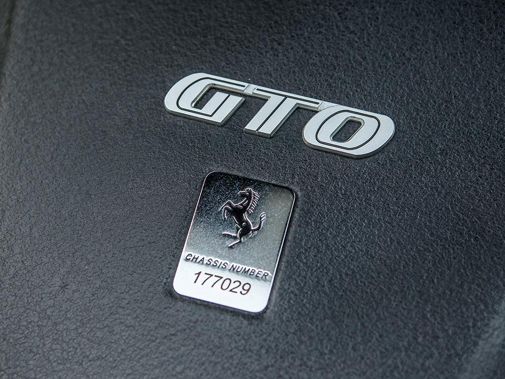 Ferrari 599 GTO in auction (16)