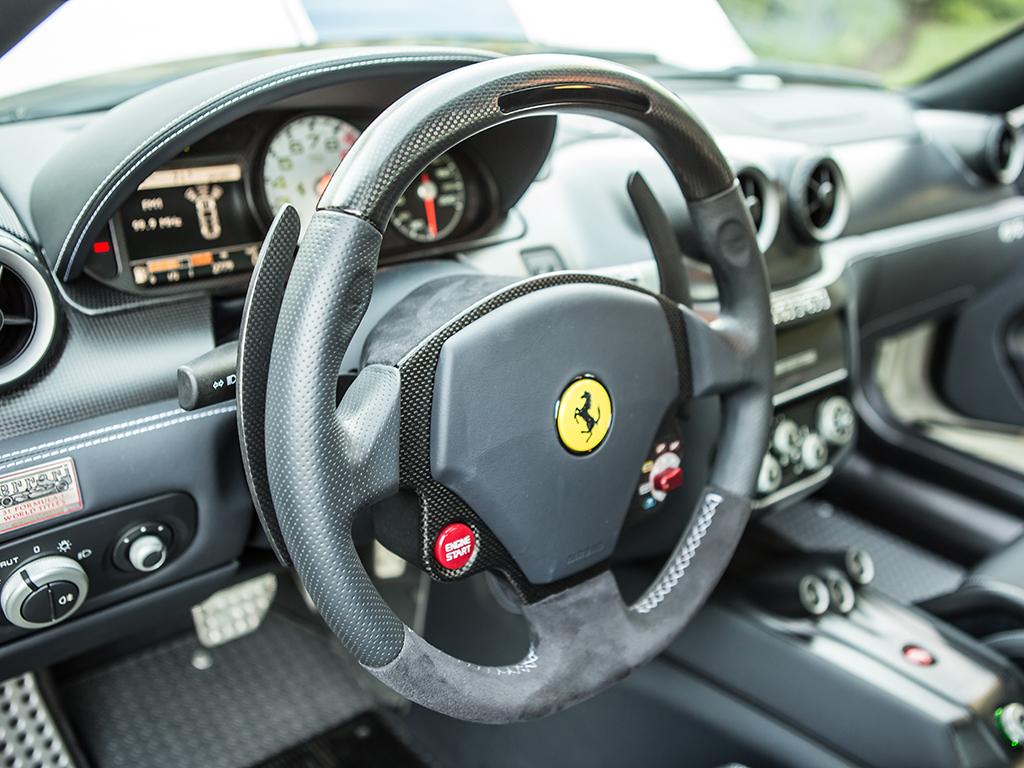 Ferrari 599 GTO in auction (19)