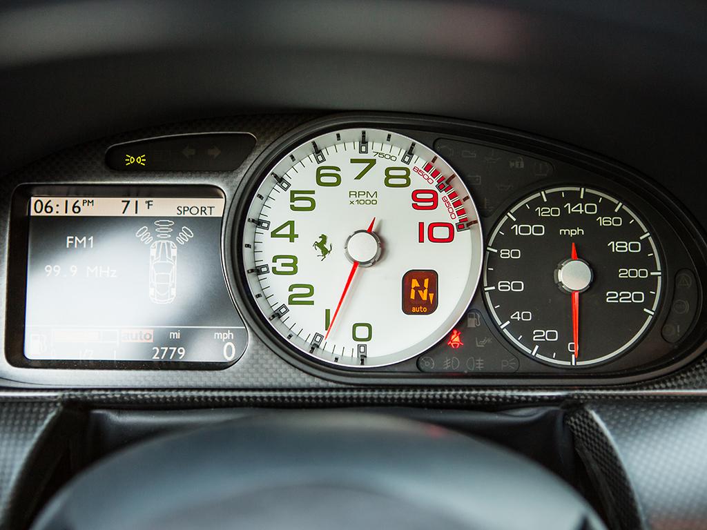 Ferrari 599 GTO in auction (20)