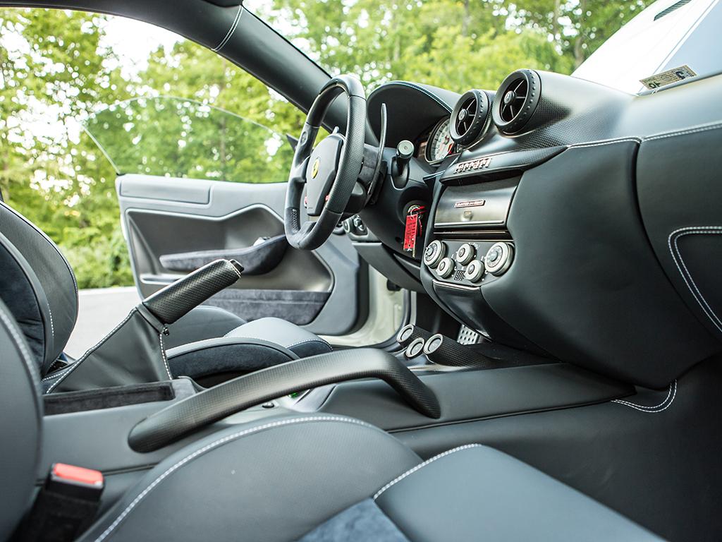 Ferrari 599 GTO in auction (24)