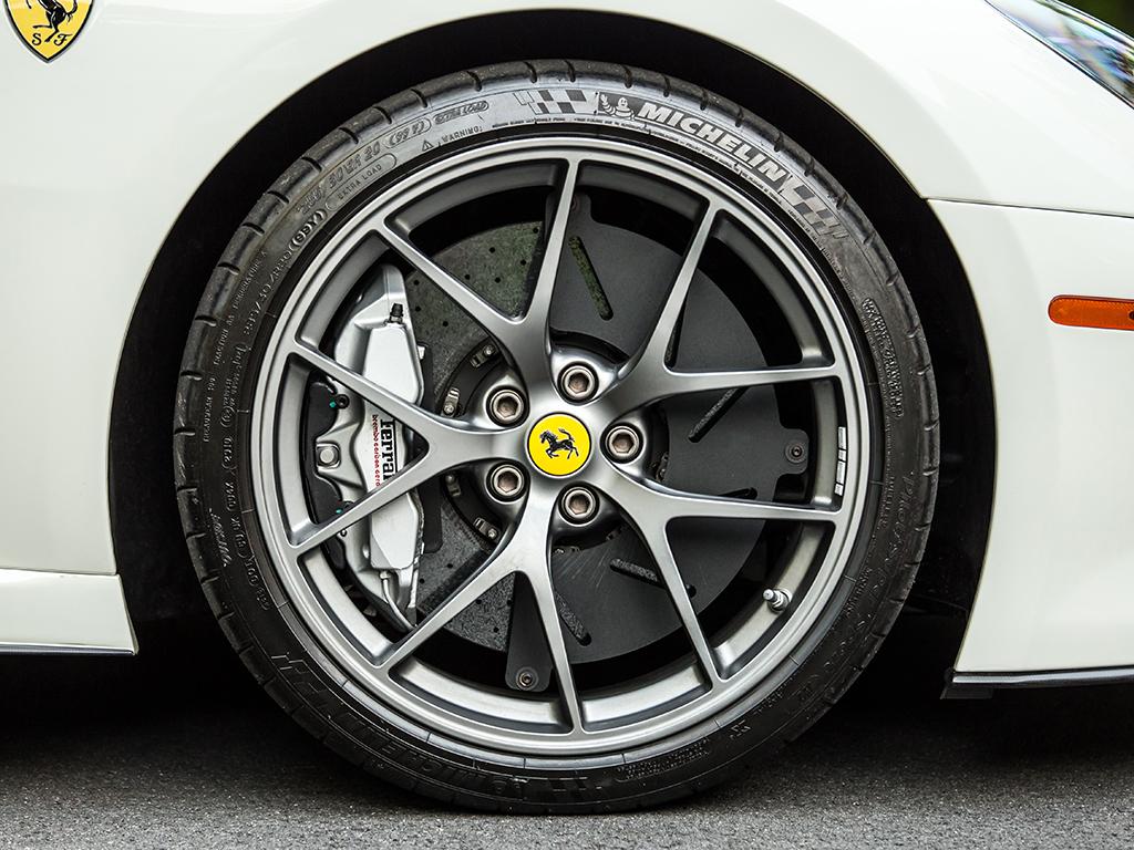 Ferrari 599 GTO in auction (8)